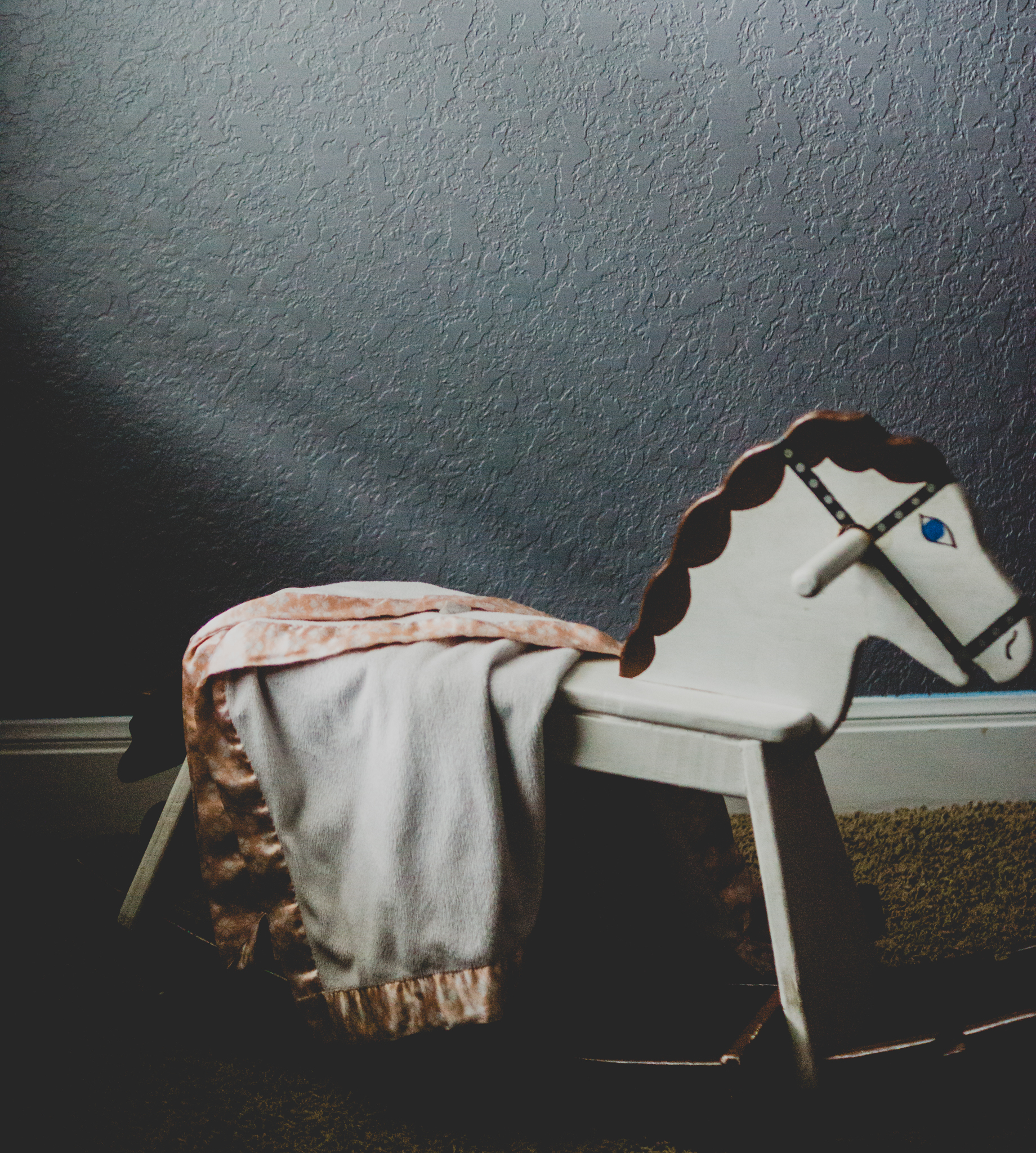 Liz Drennan Photography Rocking Horses And The Morning Light